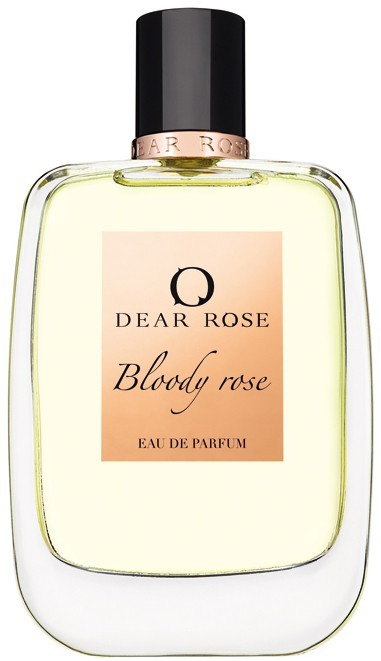 Dear Rose Bloody Rose tester