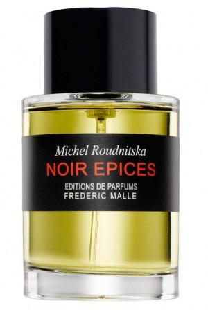 Frederic Malle Noir Epices tester